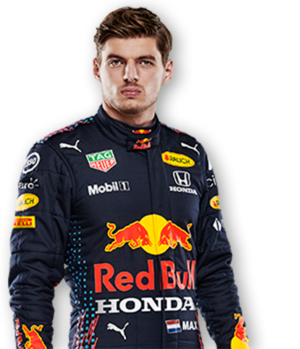 Are you fast enough to follow Max Verstappen?